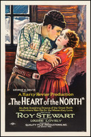 The Heart of the North movie poster
