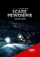 """Scare PewDiePie"" movie poster"