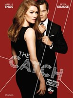 """""""The Catch"""" movie poster"""