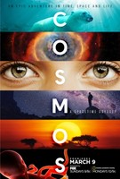 """Cosmos: A SpaceTime Odyssey"" movie poster"