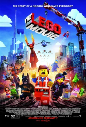 The Lego Movie poster #1302114