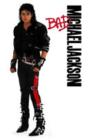 Michael Jackson: Bad movie poster