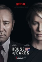 """House of Cards"" movie poster"