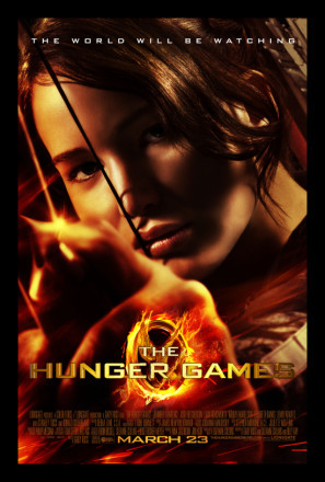 The Hunger Games poster #1302137