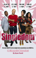 """Singledom"" movie poster"