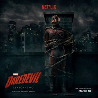 """Daredevil"" movie poster"