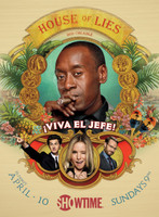 """""""House of Lies"""" movie poster"""