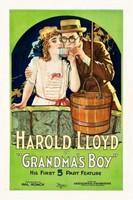 Grandma's Boy movie poster