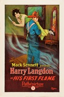 His First Flame movie poster