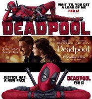 Deadpool (2016) movie poster #1315954