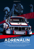 Adrenalin: The BMW Touring Car Story movie poster