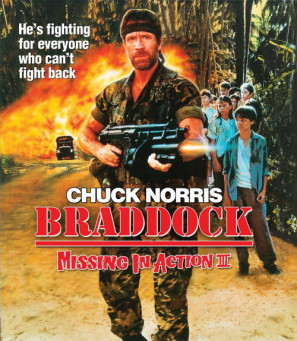 Braddock: Missing in Action III poster #1316231
