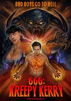 666: Kreepy Kerry movie poster