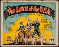 The Spirit of the USA movie poster