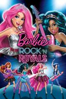 Barbie in Rock N Royals movie poster