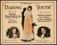 Daring Youth movie poster