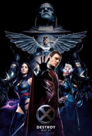 X-Men: Apocalypse poster #1316530