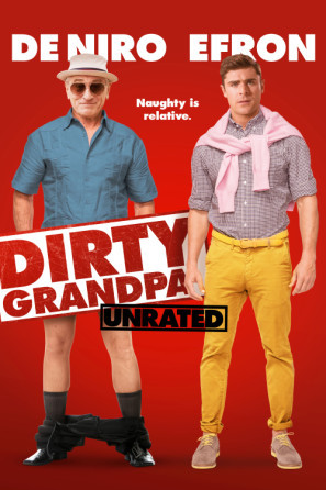 Dirty Grandpa poster #1326477