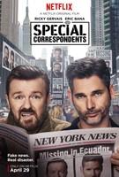 Special Correspondents movie poster