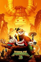 Kung Fu Panda 3 (2016) movie poster #1326716
