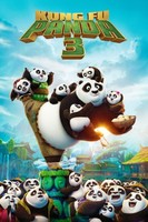 Kung Fu Panda 3 (2016) movie poster #1326753