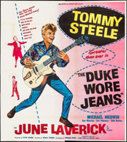 The Duke Wore Jeans movie poster