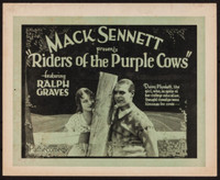 Riders of the Purple Cows movie poster