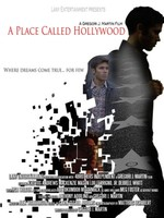 A Place Called Hollywood movie poster