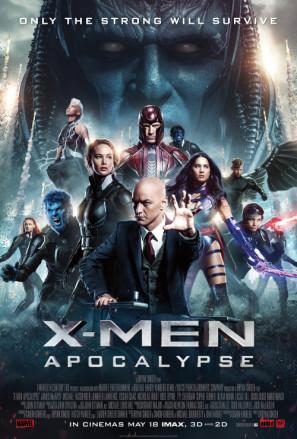 X-Men: Apocalypse poster #1327156