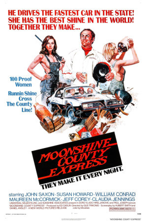 Moonshine County Express poster #1327207