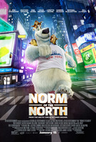 Norm of the North (2016) movie poster #1327412