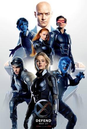 X-Men: Apocalypse poster #1327543