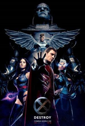 X-Men: Apocalypse poster #1327544