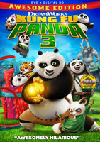 Kung Fu Panda 3 (2016) movie poster #1327645