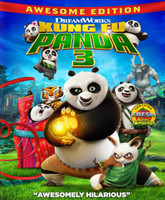 Kung Fu Panda 3 (2016) movie poster #1327646