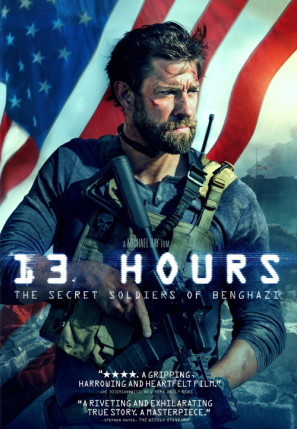 13 Hours: The Secret Soldiers of Benghazi poster #1327699