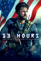 13 Hours: The Secret Soldiers of Benghazi #1327700 movie poster