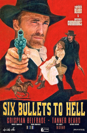 6 Bullets to Hell poster #1327897