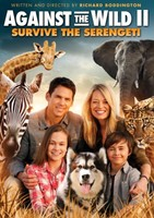 Against the Wild 2: Survive the Serengeti movie poster