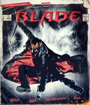Blade poster #1327989