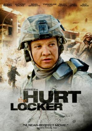 The Hurt Locker movie poster #1328167 - Movieposters2.com