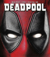 Deadpool (2016) movie poster #1328169