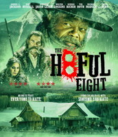 The Hateful Eight (2015) movie poster #1328211