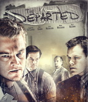 The Departed movie poster