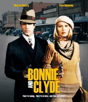 ผลการค้นหารูปภาพสำหรับ bonnie and clyde film poster