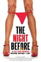 The Night Before (2015) movie poster #1374144