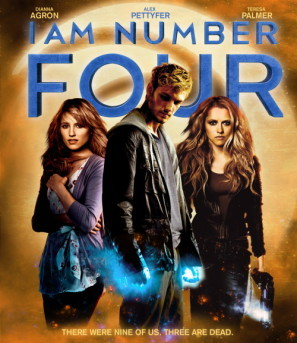 I Am Number Four poster #1374163