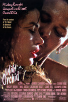 Wild Orchid movie poster