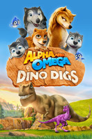 Alpha and Omega: Dino Digs movie poster