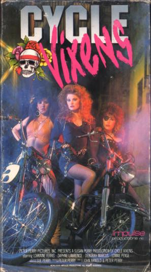 Cycle Vixens poster #1374500